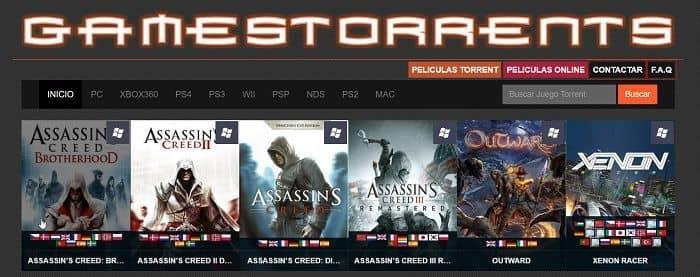 A games torrent site