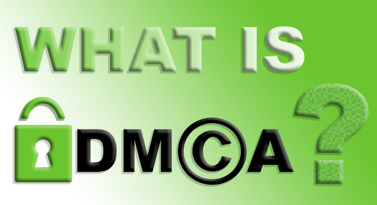 DMCA notice explained