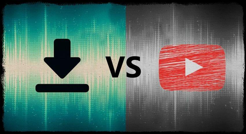 Torrenting vs streaming