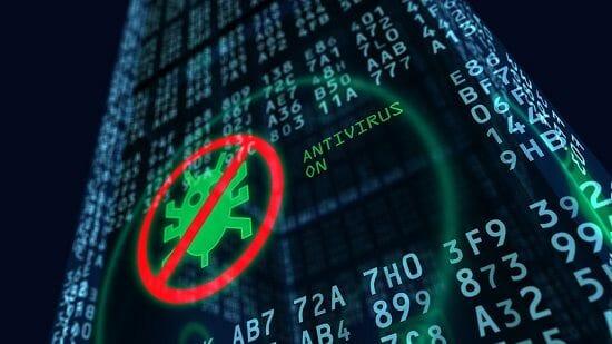 An antivirus protecting torrents