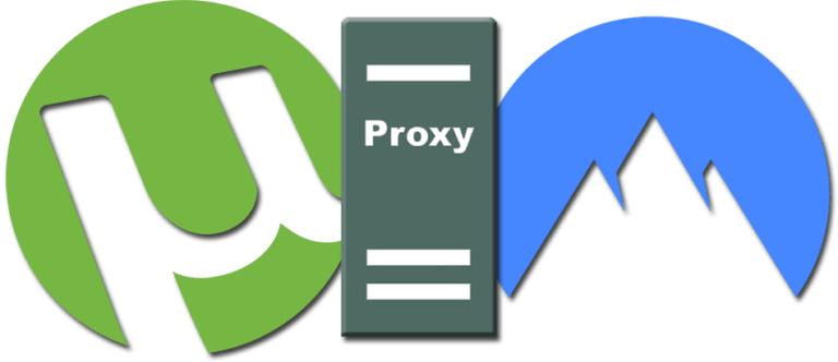 NordVPN SOCKS5 Proxy and uTorrent