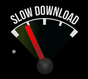 Betternet VPN providing slow connection speed