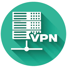 A connection to a VPN remote server
