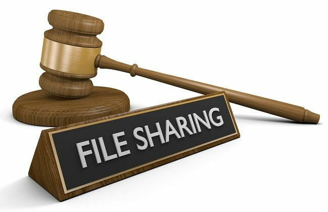 Fines for torrenting