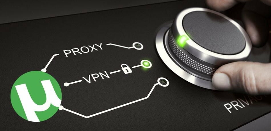Downloading a torrent with a proxy and a VPN