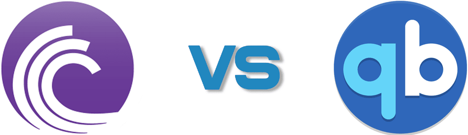 BitTorrent and qBitTorrent compared side by side
