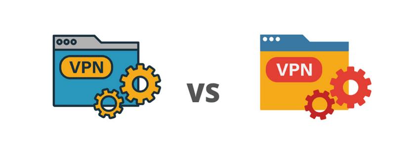 Comparing VPNs for torrenting